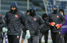 Mourinho hits out at Uefa for staging Europa League tie in sub-zero Ukraine