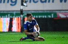 Byrne handed his Champions Cup debut as Leinster head for Northampton