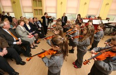 All children to have access to music lessons under ambitious new Irish culture plan