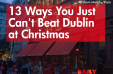 13 Ways You Just Can't Beat Dublin at Christmas