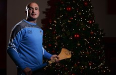 Seeing Cuala succeed is driving 'Dotsy' O'Callaghan to give hurling career one last push