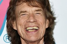 Mick Jagger welcomes eighth child at age of 73