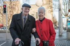 This elderly Dublin couple talking about their romantic walks will break your heart