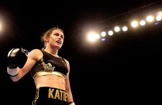 Katie Taylor eases to second win as a professional after solid display in Manchester