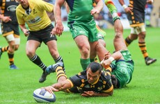 As it happened: Wasps v Connacht, Champions Cup