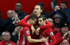 Mkhitaryan's first Premier League goal the difference as Man United edge past Tottenham