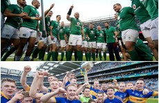 12 nominees in contention for the 2016 RTÉ Sports Team of the Year award