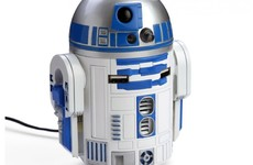 Your electronics will never lose the Force with this R2-D2 USB charger