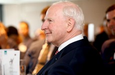 It's looking very much like Pat Hickey could be home for Christmas
