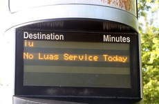 'You'll look like a God': How people thought the Luas dispute could be solved