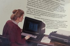 The government brought in word processors in the 1980s - and civil servants weren't too happy