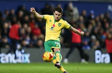 Robbie Brady linked with €12 million January move away from Norwich