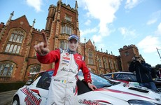 'I want to be a world champion' - Craig Breen in gear for big 2017 on biggest rallying stage