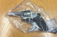 Man (30s) arrested in connection with guns and ammunition seizure
