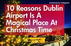 10 reasons Dublin Airport is a magical place at Christmas time