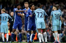 Chelsea slapped with fine for Man City brawl - but avoid points deduction