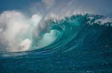 UN says the highest recorded wave has taken place in the North Atlantic
