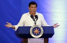 'If I can do it, why can't you?' Filipino President now says he's personally killed people