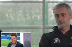 Jose Mourinho has a dig at Michael Owen after Zlatan criticism