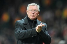 Computer says no: Fergie won't be swayed by 'endless tweets and blogs'