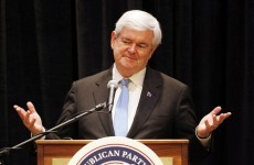 Republican candidate Newt Gingrich misses out on Super Tuesday ballot in own state