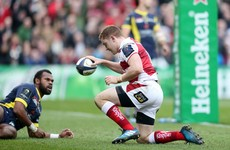 Ulster determined to maintain clinical finishing standards on return trip to Clermont