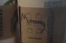 People think Starbucks is spelling your name wrong on purpose
