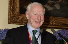 Pat Hickey is finally on his way back to Ireland