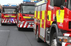 Dublin family escape unharmed from house fire