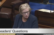 "Leaders' Questions: Mary Lou says maybe FF and FG can get a bit of mistletoe and ""kiss and make-up"""