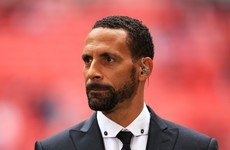 Rio Ferdinand donates £500,000 worth of toys to children's charity