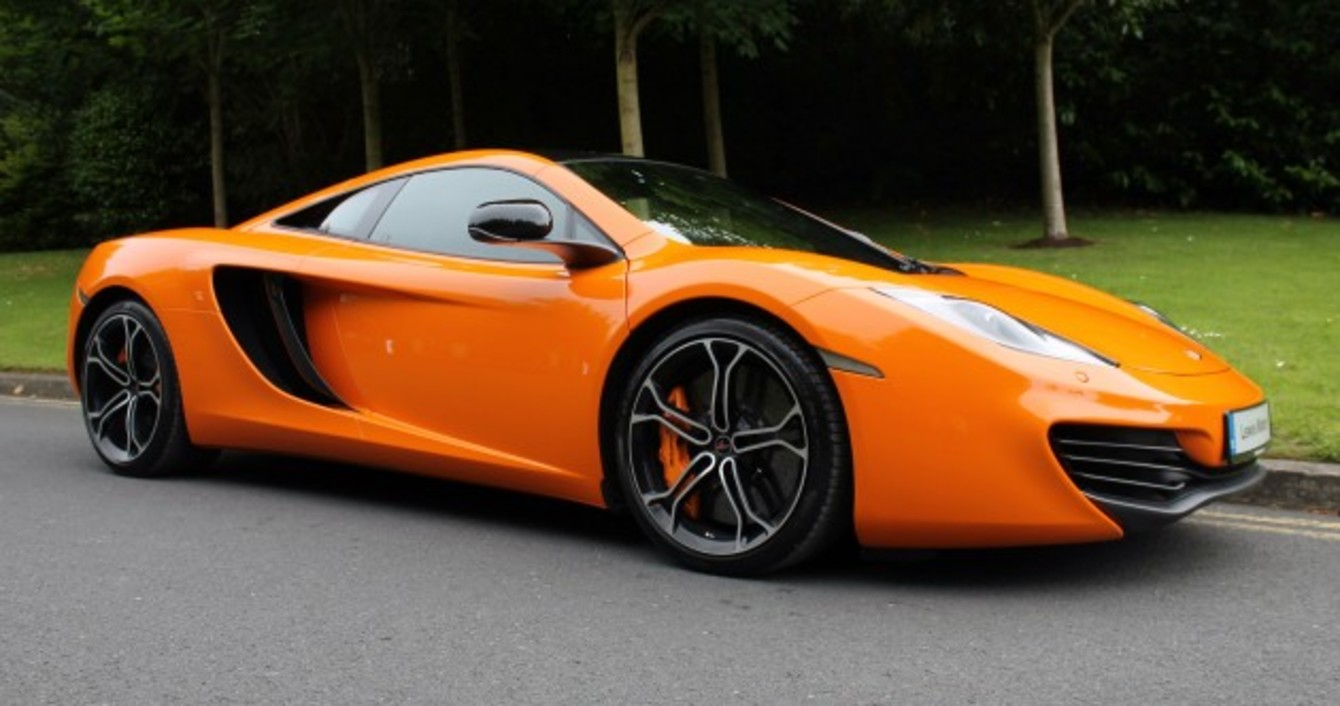 the mclaren 12c is a dream supercar you can drive every day