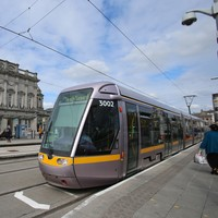 Complaint upheld after children were fined for riding Luas for free