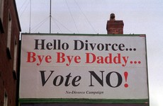'People were forced to live in the same house for years': Two decades of divorce in Ireland