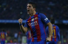 Luis Suarez's new Barcelona contract contains a €200 million release clause
