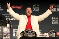 Quiz: How well do you remember Conor McGregor's year?