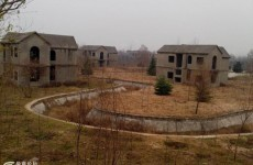 We're not the only ones - China has ghost estates too