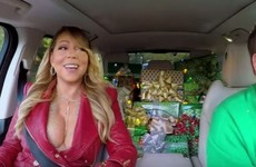 This special All I Want For Christmas Is You edition of Carpool Karaoke is JOYOUS
