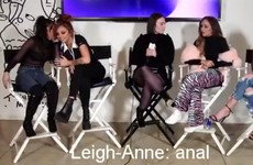 Little Mix's Leigh-Anne was overheard talking about her sex life on a live microphone... it's the Dredge