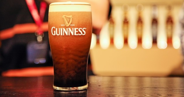 Pint of the black stuff the most popular drink in the Dáil bar