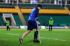 Leinster comfortable with Byrne as surgery sidelines Carbery for at least six weeks