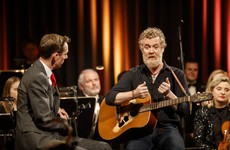 Glen Hansard says the taking over of Apollo House is an 'act of civil disobedience'