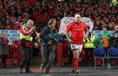 Hayes bows out as Munster cruise to win over Connacht