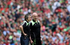 Mayo players threatened to strike in 2015 if Holmes and Connelly were not removed