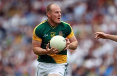 Joe Sheridan set to make a comeback to Meath football as a goalkeeper