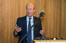 Minister Shane Ross voices disagreement with gender quotas