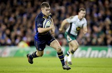 As it happened: Leinster v Northampton, Champions Cup
