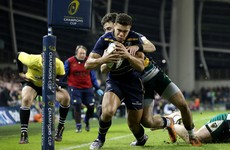 Shoddy Saints hit for 60 as 9-try Leinster tighten grip on Champions Cup pool