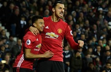 Mourinho: Ibrahimovic has proven he's a superman