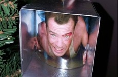 This Christmas tree ornament is the best present you can get a Die Hard fan